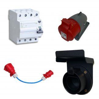 Vikavirtasuojaus, pistorasiat, seinätelineet, adapterit, virranhallinta ja energiamittaus
